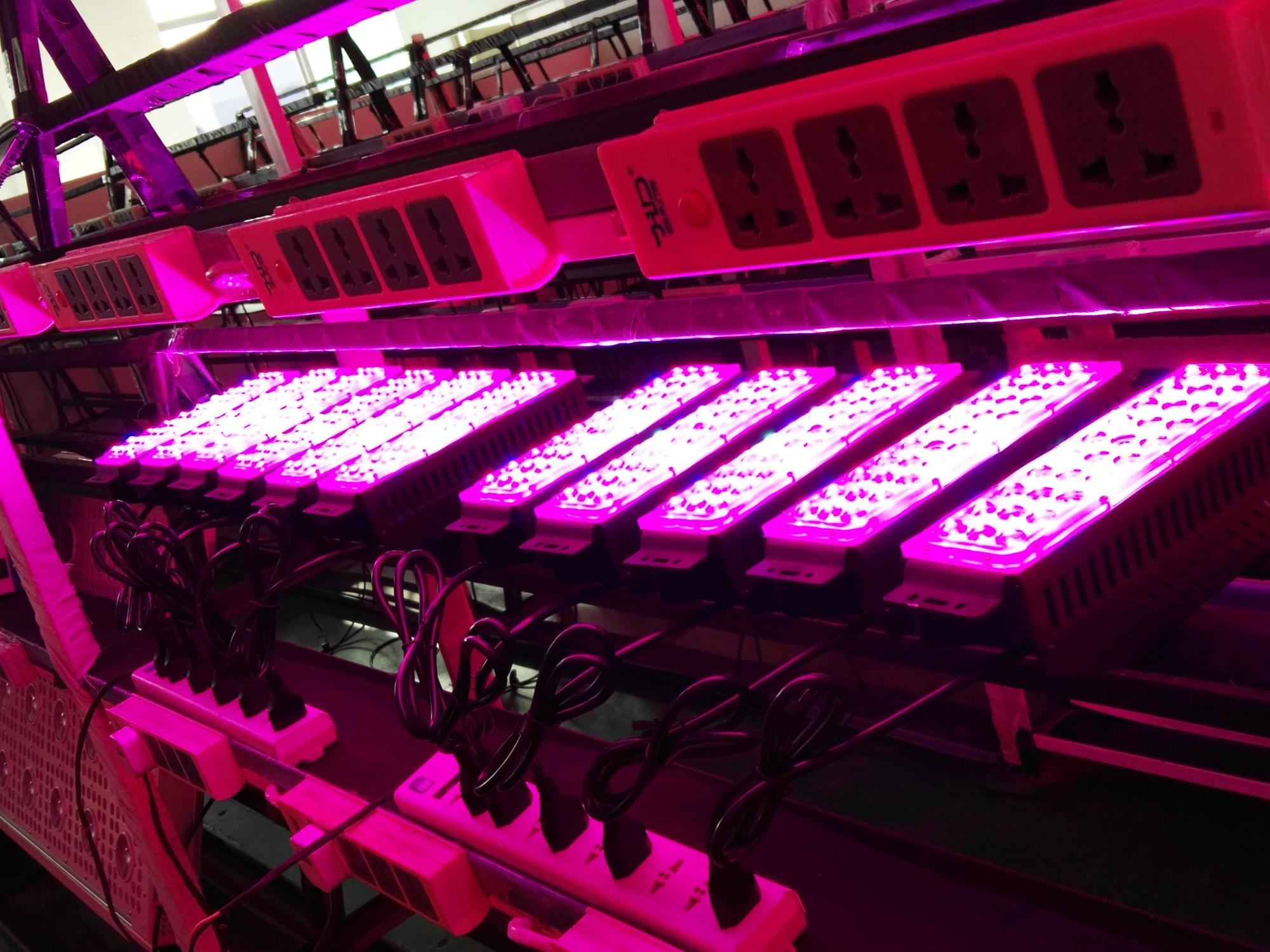 2018 Splicing 45w panel lights for potted plants