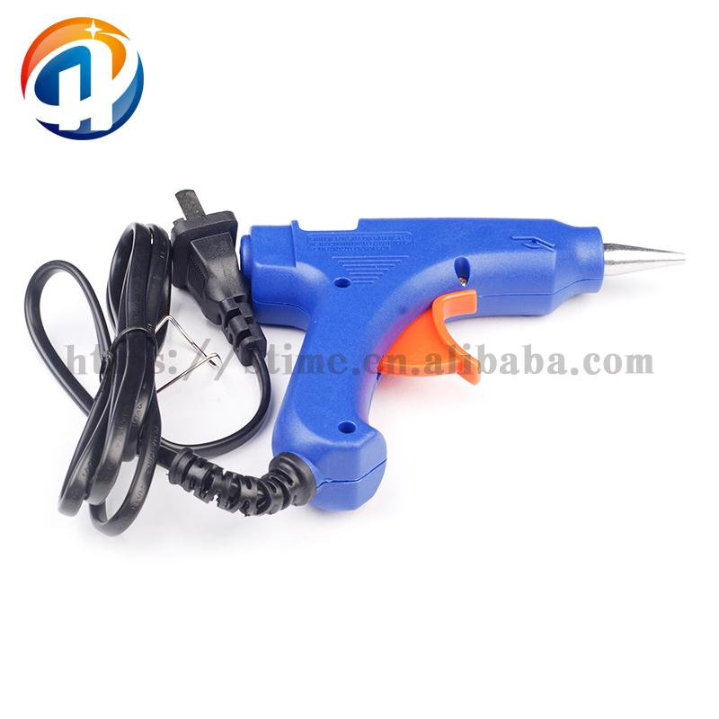 Heating Hot Melt Glue Gun 20W Crafts Album Repair 7mm