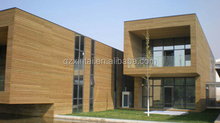 insulation prefabricated wooden modular house
