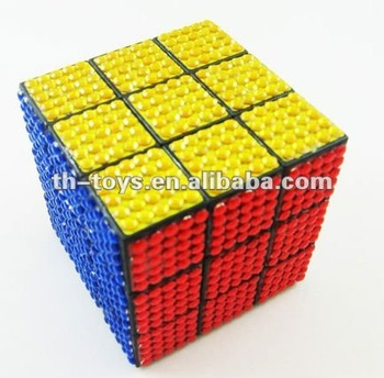 3x3x3 Super Floppy Cube White Magic White Cube