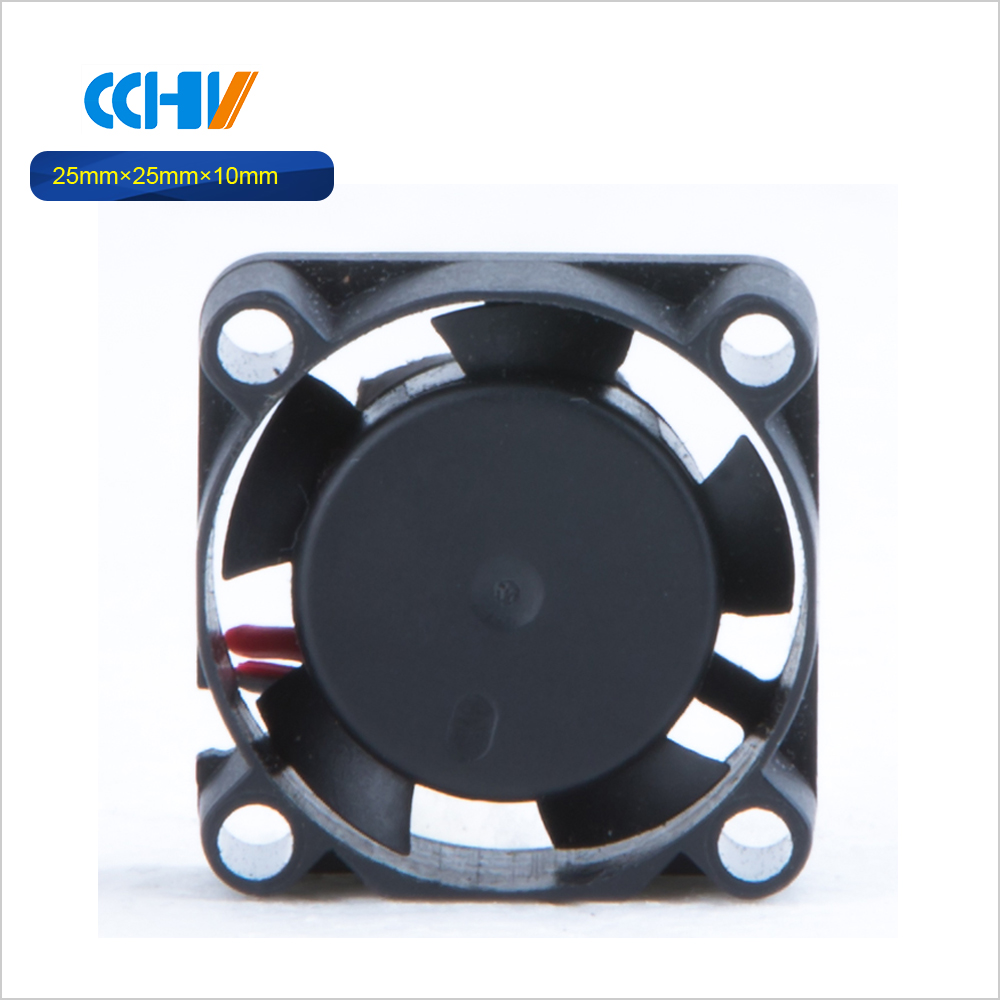 cchv FAN 2510 25mm 25x25x10mm DC 12V Brushless PC Case Cooling Fan
