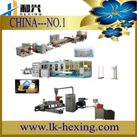 High Output PS Foam Food Box/Container Making Machine