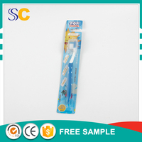 OEM Print Logo Child Kid Toothbrush