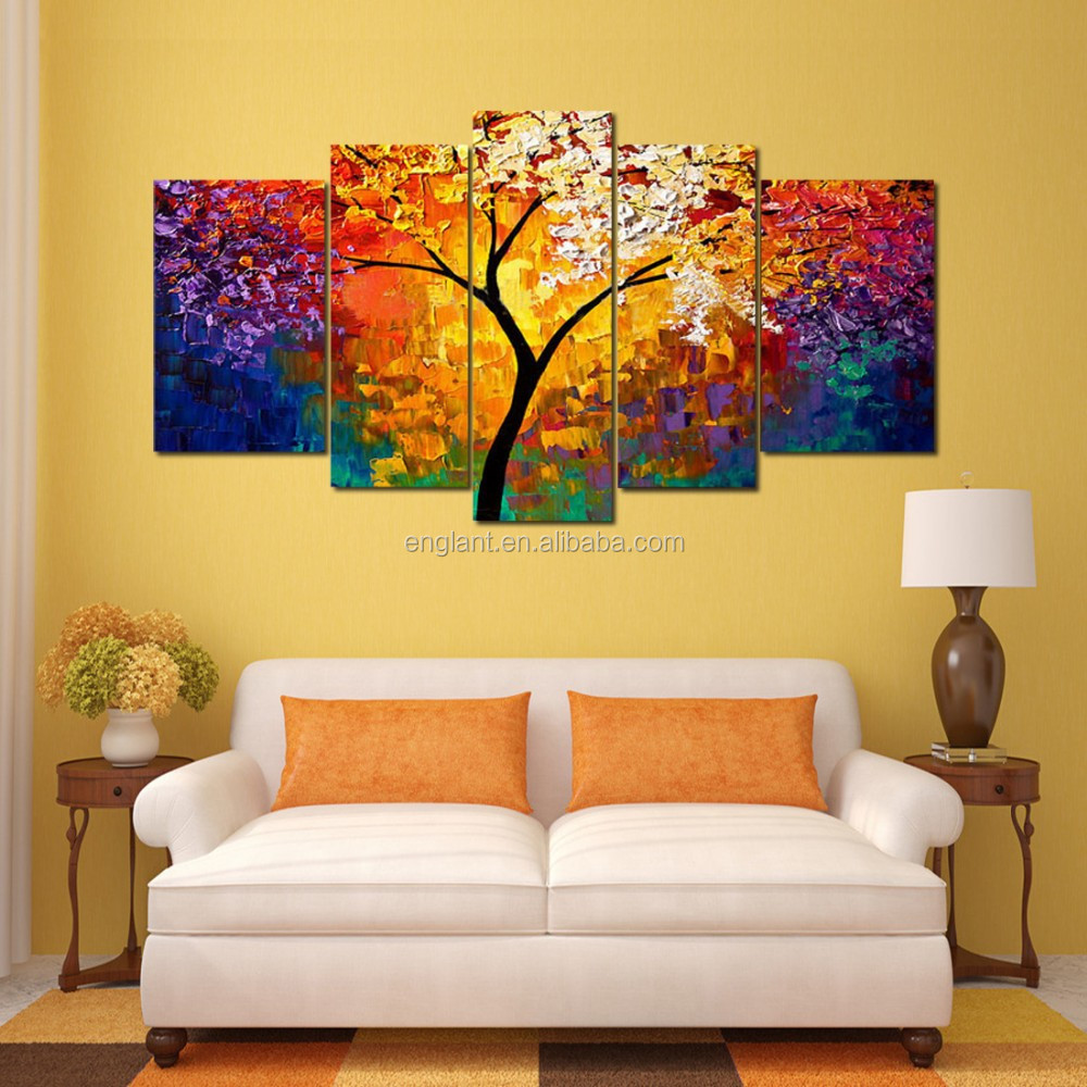 Abstract Wall Art Canvas Oil Painting - Buy Canvas Oil Painting,Wall ...