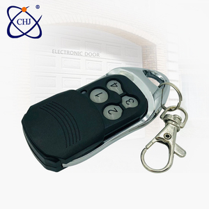 Universal Keychain Remote Control 433.92MHZ Copy Car Key Duplicator for Car Garage Rolling Door Remote Control