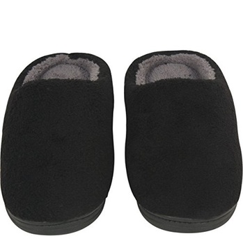 fd50d0408e8e Winter Warm Old Navy Man Eco Cotton Non-slip Safe Slipper For Elderly