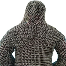 Snijbestendige mes proof bescherm slager staal chainmail <span class=keywords><strong>armor</strong></span>
