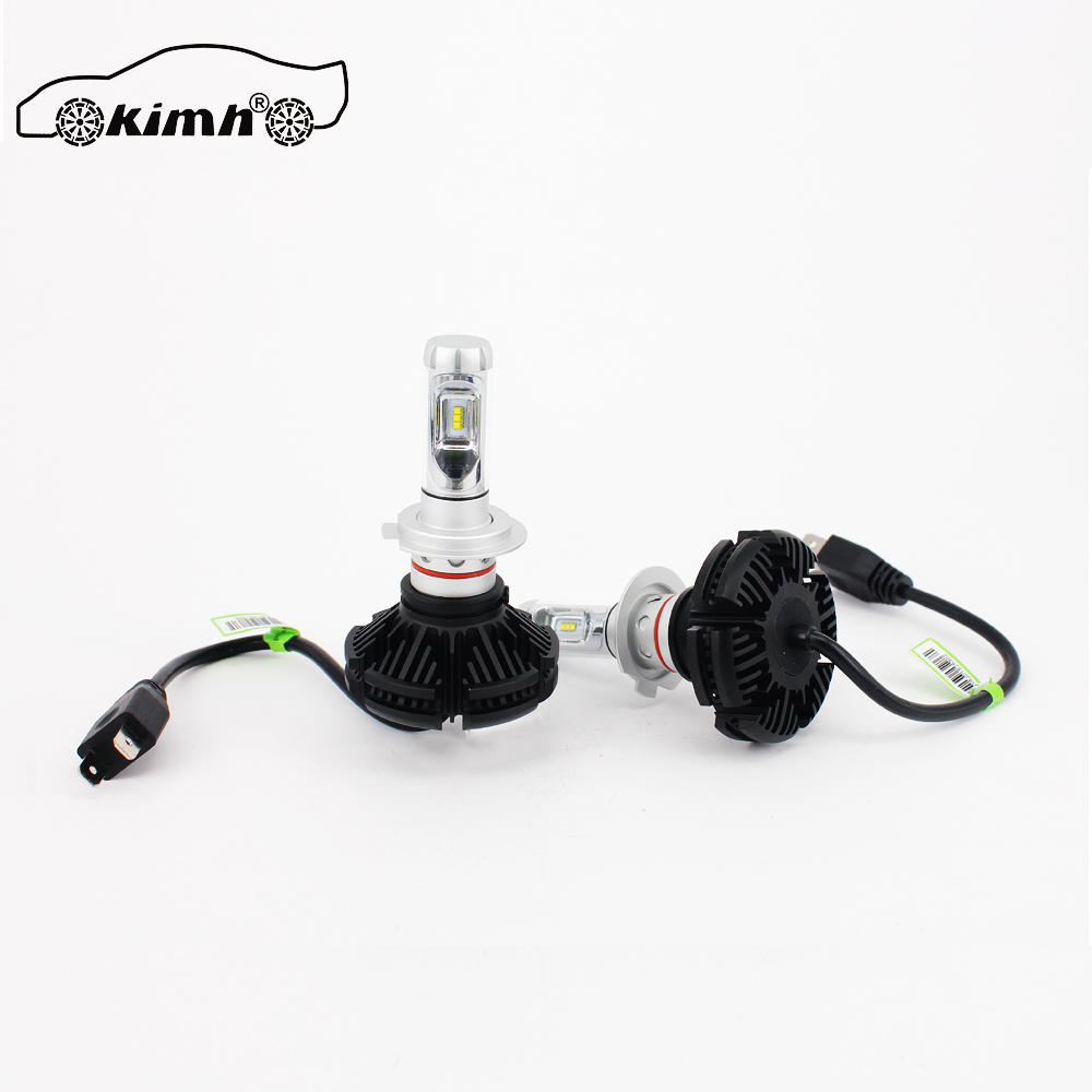 LED Kit G5 80W HS1 6000K White Two Bulbs Head Light Replacement ATV UTV Lamp