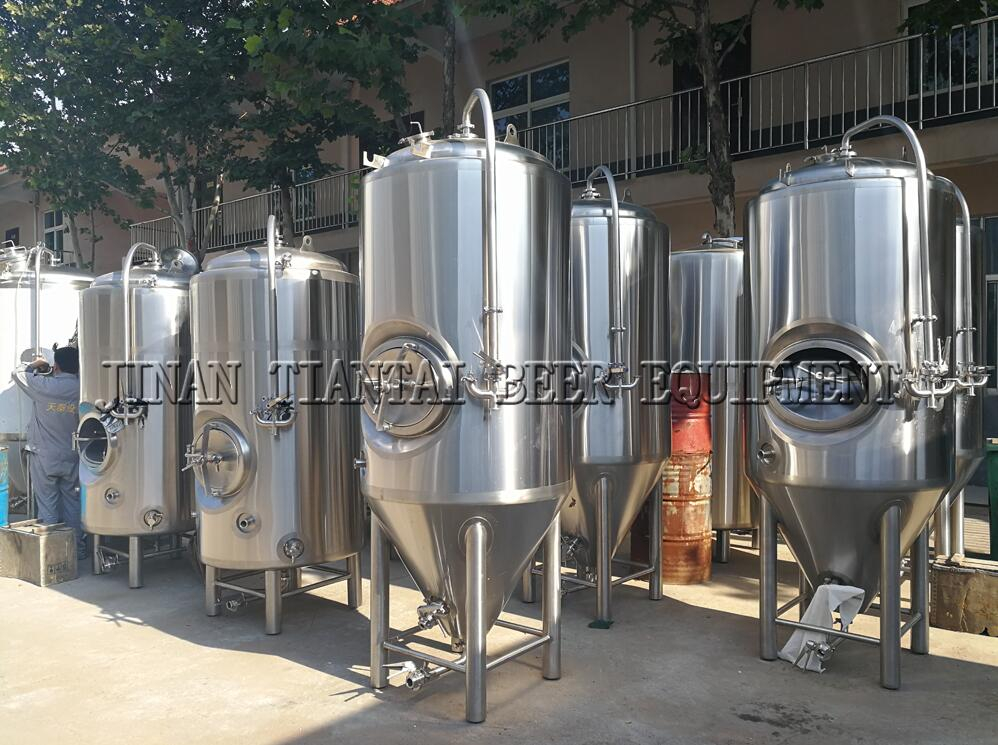 50L, 1HL, 2HL, 3HL, 4HL, 5HL, 6HL, 8HL, 10HL, 15HL, 20HL buy stainless steel small scale beer brewery equipment for sale used