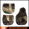 Custom Made Camouflage Golf Putter Mallet Head Covers