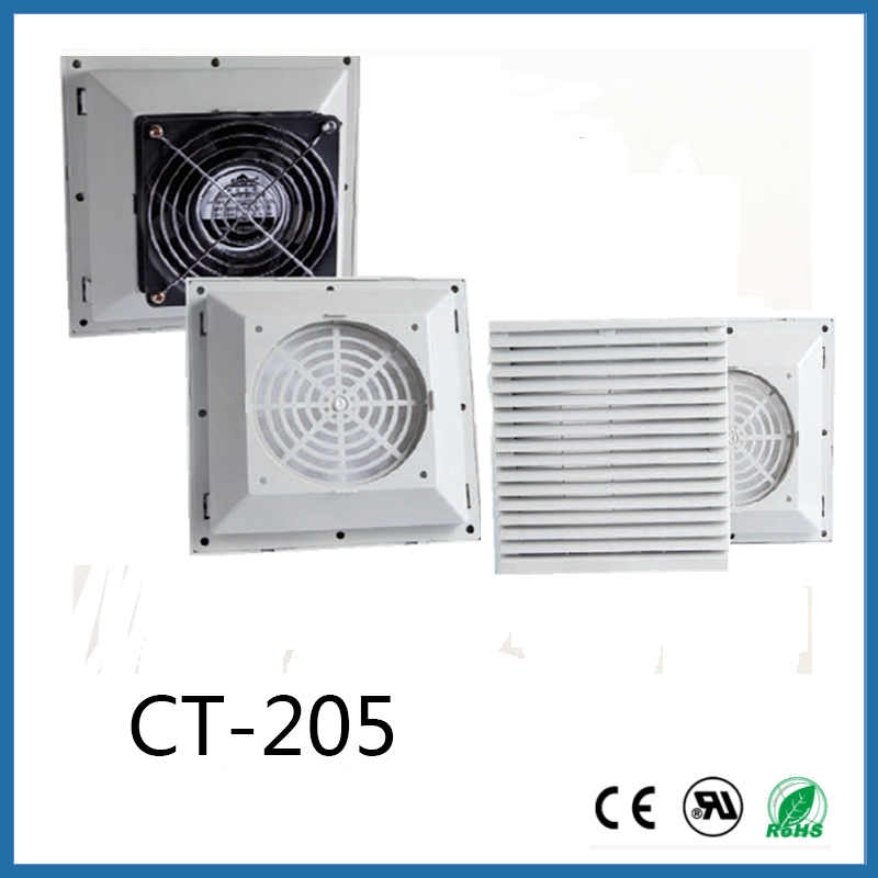 manufacturer air filter fan CT-205 air powered fan