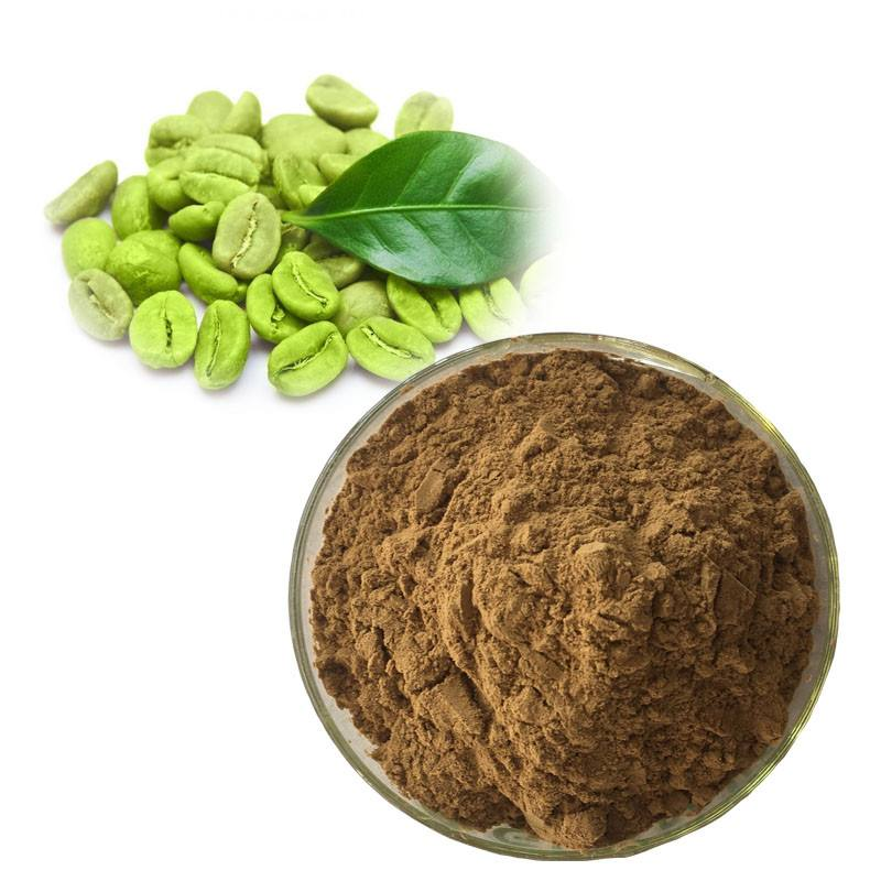 Slimming Coffee Bean Extract Powder Weight Loss No Side Effects 50