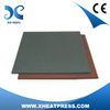 heat press machine rubber silicone pad