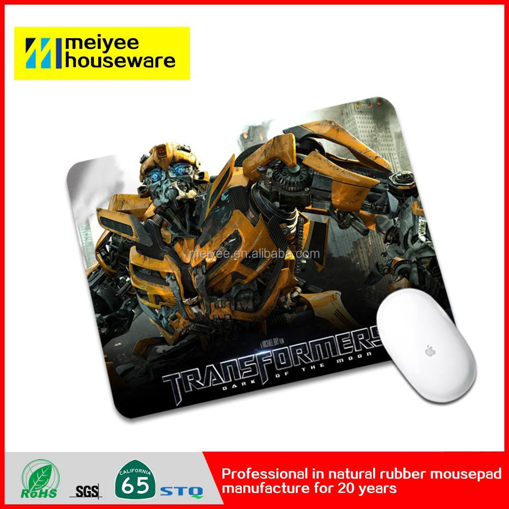 gaming cloth mouse pad custom mouse pad advertising