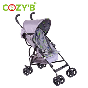 China Luxury New Model Baby Carriage 4 Wheels Baby Stroller for Sale