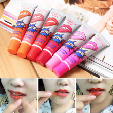 1pc Summer Multi Color Waterproof Women Lady Peel-off Lip Gloss Lipstick Liquid Tint Long Lasting Tattoo