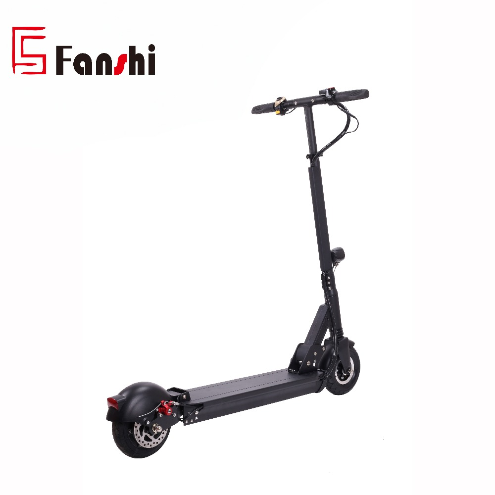 8inch 36V Voltage 350W Strong Moter 60KM Long Distance Electric Scooter Adult Foldable with 2 Wheel Standing Lithium Battery