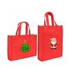 Eco-friendly quality nonwoven handle reusable shopping tote bag