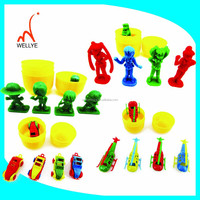 High Quality plastic capsule toy