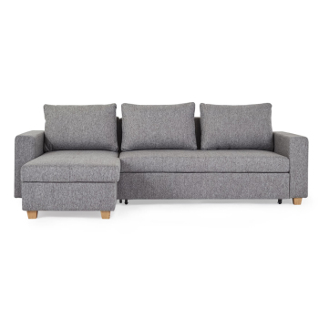 Low Price Corner Pull Out L Shape Large Storage Sofa Come Bed With Chaise -  Buy Sofa Come Bed,Pull Out Sofa Bed,Large Sofa Bed Product on Alibaba.com