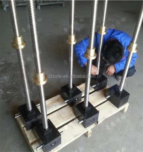 Best seller of car screw jack hydraulic screw jack lowes screw jack for hot sale OEM/ODM