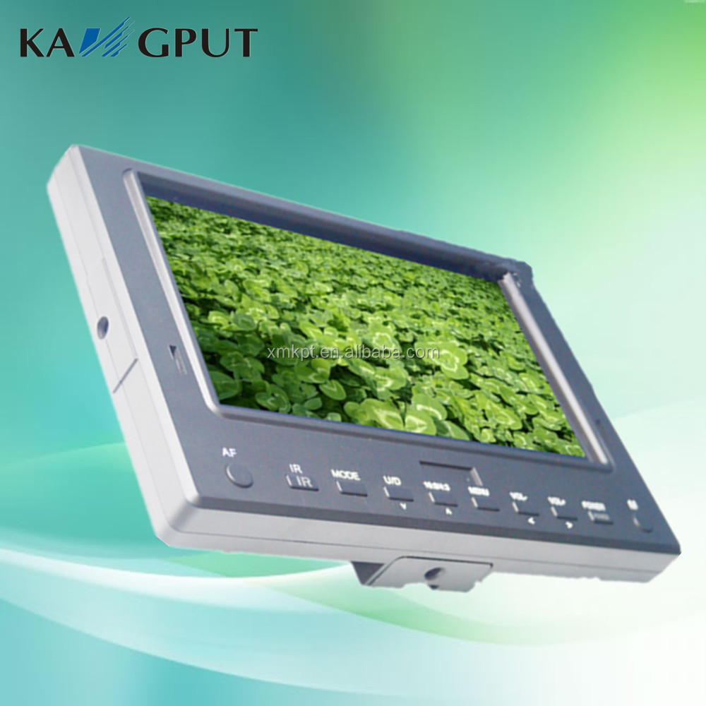7Inch LCD Video Camera Monitor(KPT6077H/Y/C/A)
