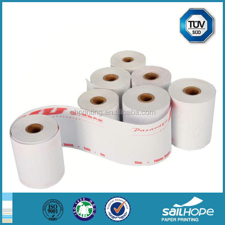 High quality professional ecg thermal paper sheets