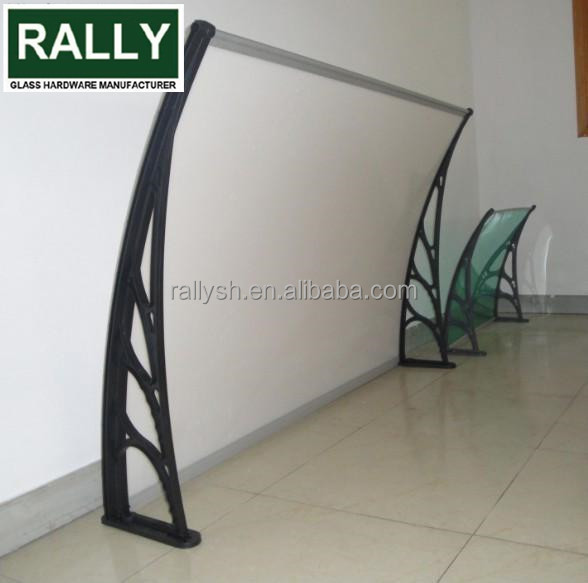 Clear AwningsCanopy DesignsClear Plastic Awnings