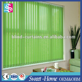 2016 cheap blackout vertical blinds with accessories