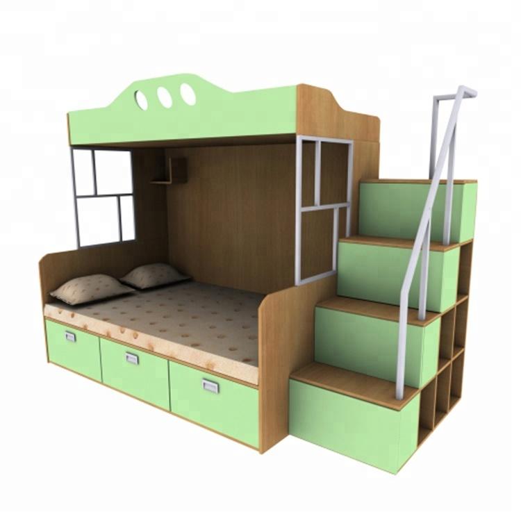 Loft Bed Kopen.Storage Double Decker Loft Triple Beds Kids Wooden Bunk Bed Buy Child Bed Room Furniture Bedroom Set Bunk Bed Wooden Box Bed Design Children Wood