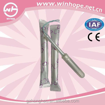 Top Quality Wholesale Tampons For Women Clean Point Tampon Manufacturers