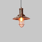 home decorative lighting vintage metal pendant lamp/light rustic style lighting product