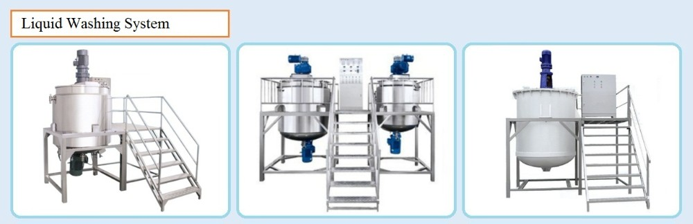 2000L stainless steel chemical big mixing tank honey mixing tank