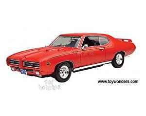 73133AC/OR Motormax 7g1rvrhy970 Premium American - Pontiac GTO Judge Hard Top (1969, 1/18 scale diecast model car, Orange) 73133 ipj3cos1yh diecast car model 1969 pontiac GTO