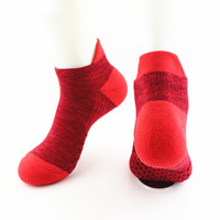 Custom Wholesale Sport Basketball Absorb Sweat Stripe Socks Mns Elite Ankle Socks