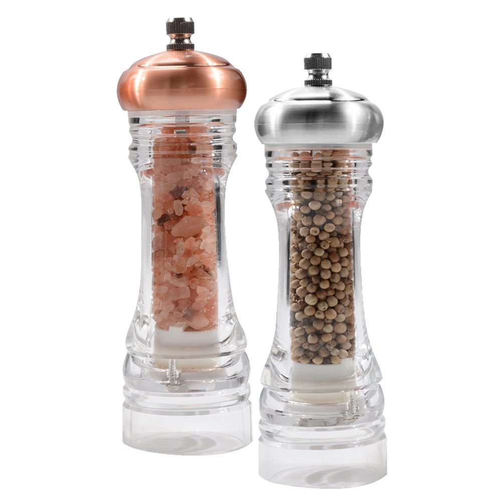 Nude salt and pepper shakers