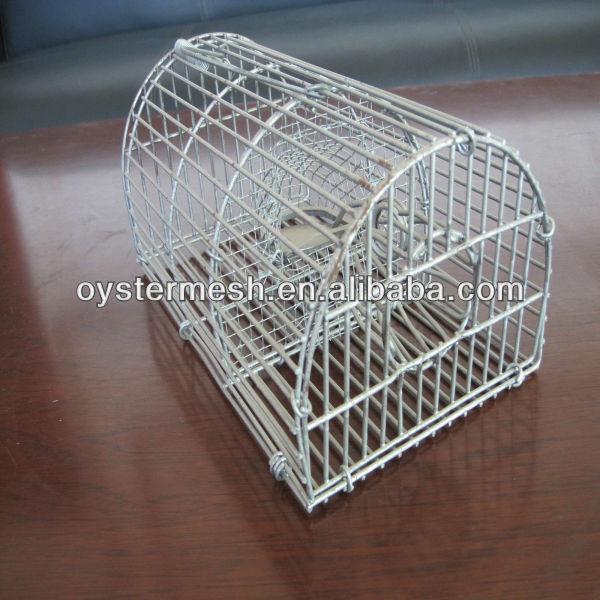 Grote middelgrote klein laboratorium en toepassing thuis muizenval kooi dierenkooien product id - Kooi trap ...