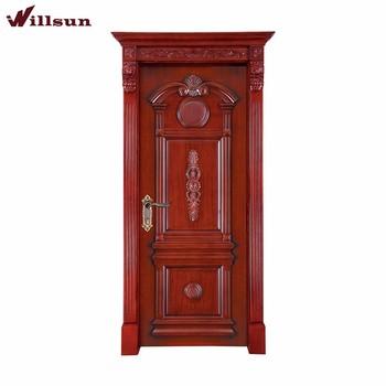 Exquisite Carving Kerala Wooden Door Frames Designs Beautiful  sc 1 st  Foshan Willsun Door Industry Technology Co. Ltd. - Alibaba & Exquisite Carving Kerala Wooden Door Frames Designs Beautiful View ...
