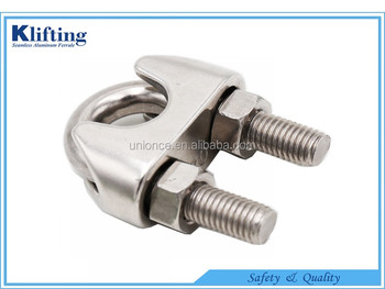 Wire Rope Clip Hardware - Buy Secure Clips,Hanging Clips With ...
