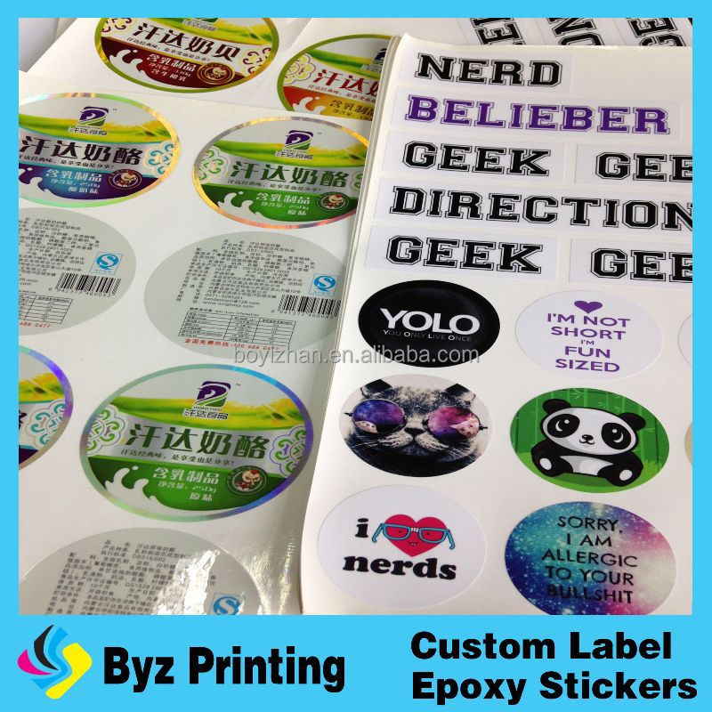 Small custom stickers small custom stickers suppliers and manufacturers at alibaba com