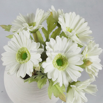 How To Making Fresh Touch Gerbera Wedding Decoration Centerpieces