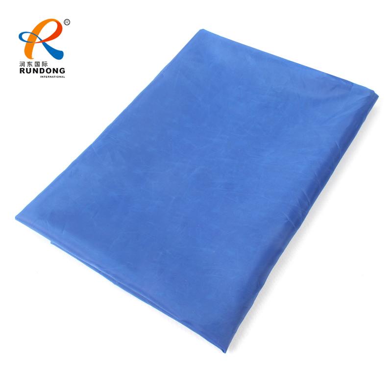 Hot Bán Giá Rẻ Polyester Bông Đồng Bằng Bỏ Túi Vải Pocket Lót Từ Trung Quốc