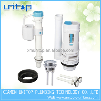 Hot sale toilet accessories fill valve flush valve toilet for Toilet accessories sale