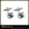 Best selling high end double initial cufflinks cheap jewelry wholesale china