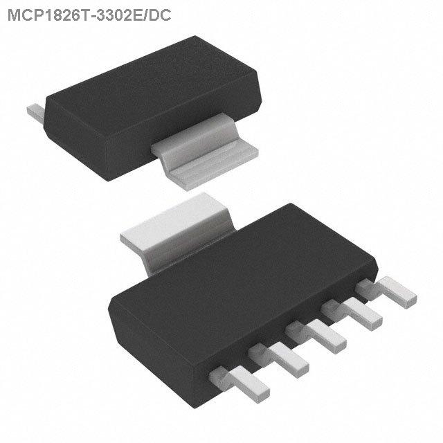 (IC offer) MCP1826T-3302E/DC