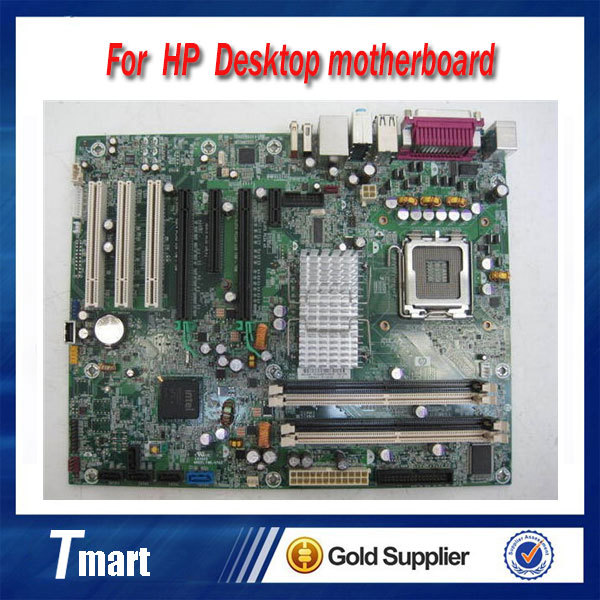 For HP XW4600 Workstation Desktop System Motherboard 441418-001 441449-001 intel 100% working