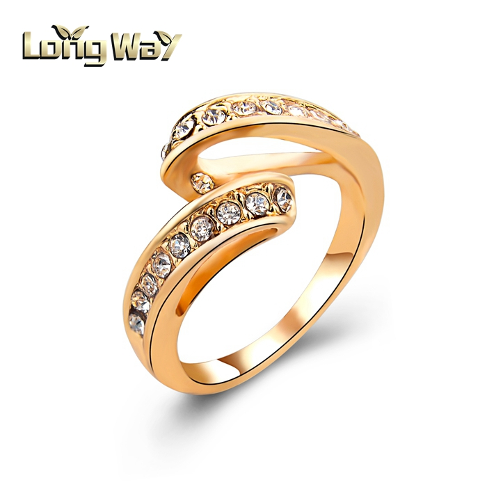 Latest Gold Finger Ring Design Wedding Ring For Women Buy Gold