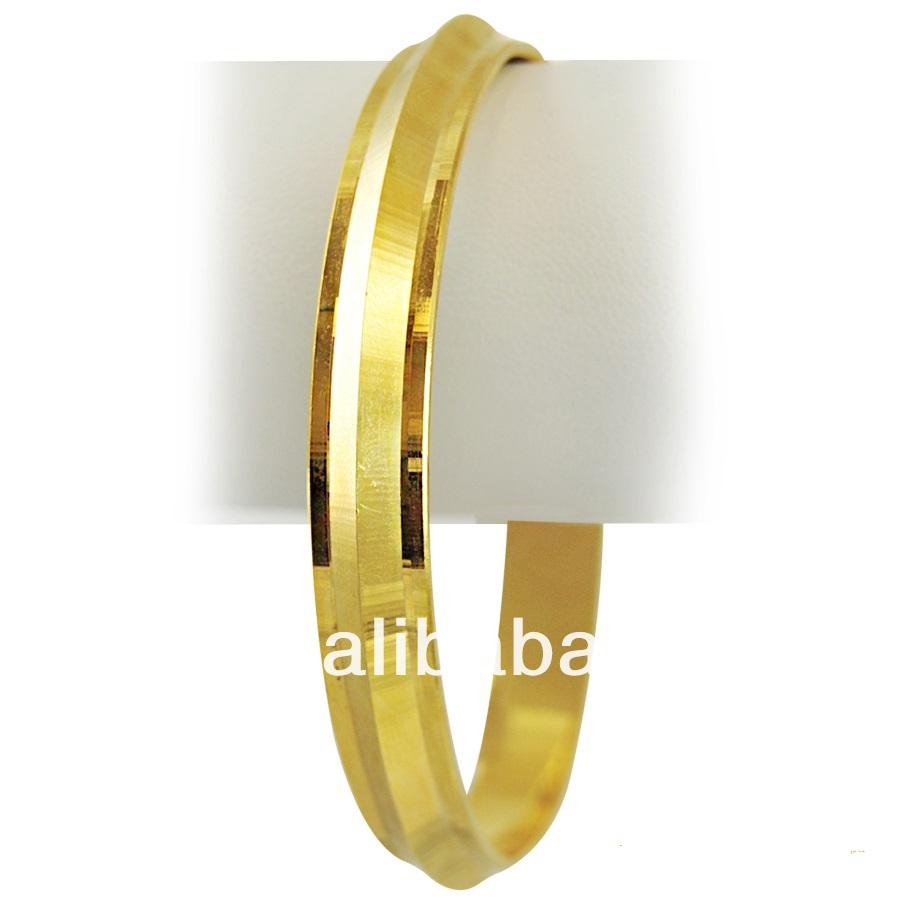 22k Mens Real Gold Kada Buy 22k Gold Bangle Product On Alibaba Com