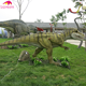 KANO-202 Shopping Mall Robotics Dinosaur King T Rex