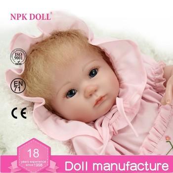 bambole in silicone morbido